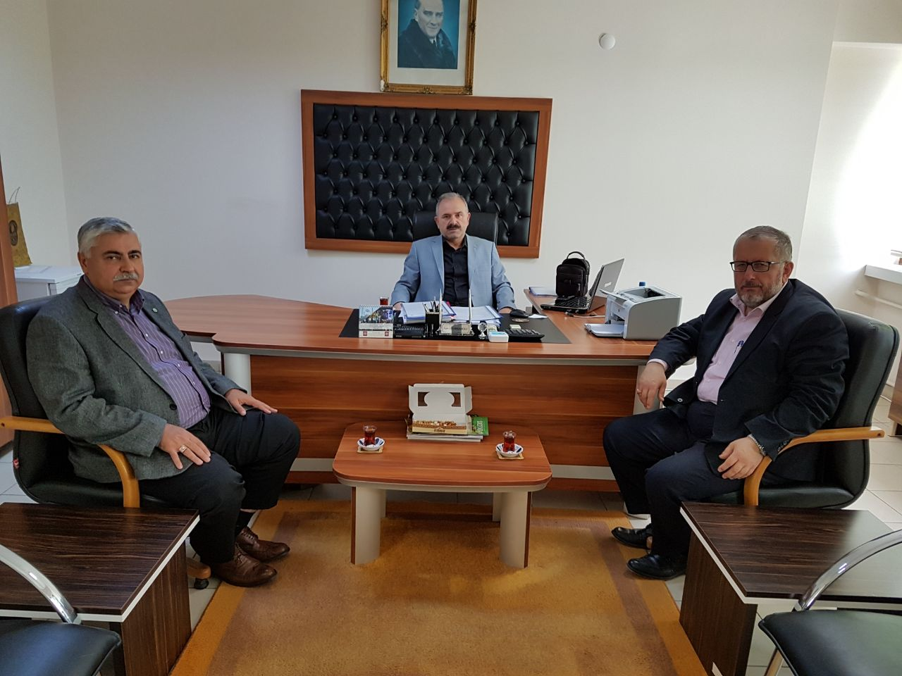 Bursa Orman Bölge Müd.Yrd.Fahri Sönmezoğlu